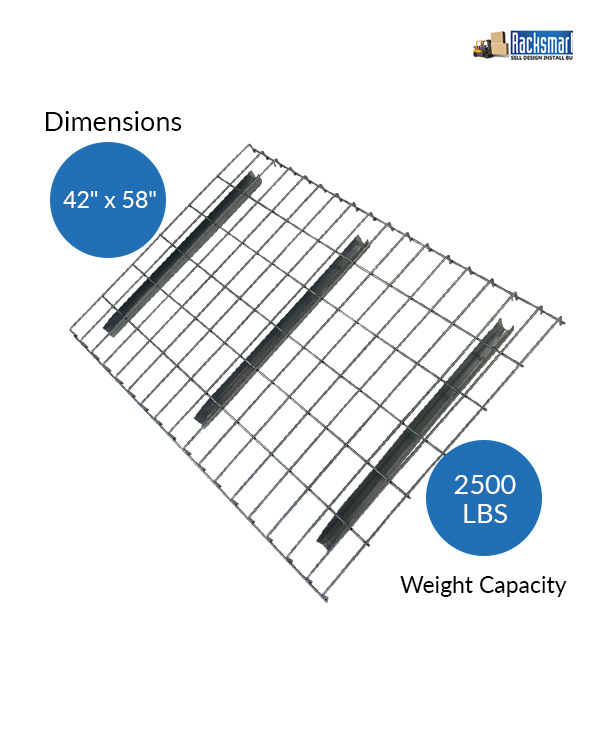 new-pallet-rack-wire-decks-for-warehouse-racking-42x58-width-42-inches-depth-58-inches-2500-lbs-weight-capacity